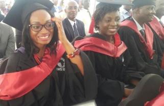Continental Mathematics Institute in Rwanda Graduates Pioneers