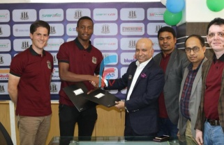 Bayisenge seals move to Bangladesh side Saif Sporting Club