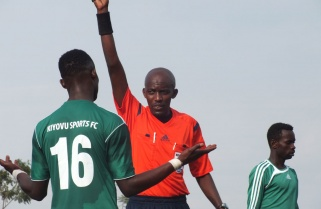 Hakizimana Appointed to Officiate at CHAN Tournament
