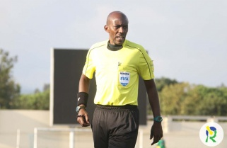 Top Ref Hakizimana Heads to Joburg for VAR Training