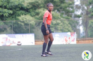 Mukansanga Enhances World Cup Preps in Doha