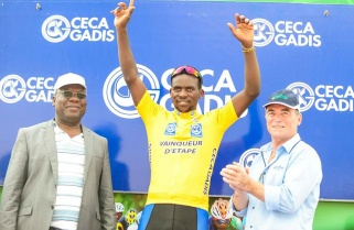Areruya on Verge of Winning Historical 2018 Tropicale Amissa Bongo