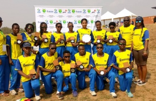Rwanda Women Lose to Nigeria in T20 Bilateral Tour