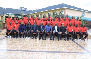 FIFA MA Instructors Course Attracts 30 Rwandans
