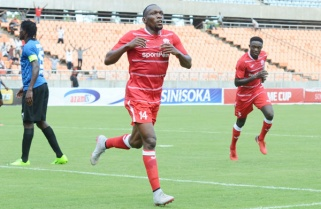 Meddie Kagere Rates Tanzanian League as Best in East Africa