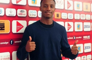 Amavubi International Bayisenge Signs Three-year Deal with Algerian Giant USM