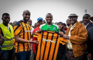 Rwandan Duo Kagere, Tuyisenge to Face English Side Hull City
