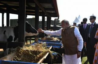 I Got a Glimpse of Rural Life In Rwanda – PM Modi