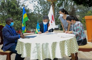 Japanese Embassy Sign Two Grants To Support Water Access, Road Maintenance