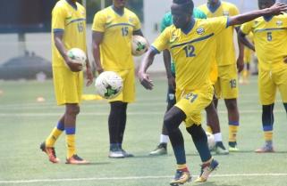 Haruna, Miggie Excluded in Rwanda Squad for Central African Republic Tie