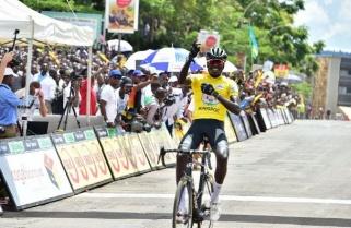 Rwanda's Ndayisenga Wins 2016 Tour du Rwanda