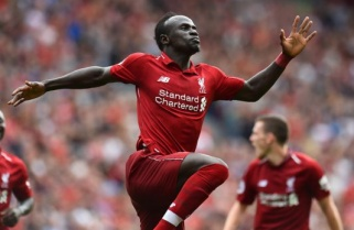 Liverpool Striker Sadio Mane, a Big Fan of Meddy