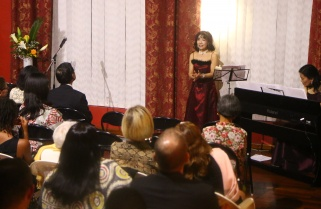 Japanese Opera Singer Promotes Rwanda-Japan Relations Through Music