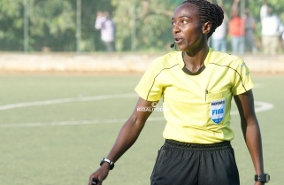 Rwandan Mukansanga Picked for 2019 Women's World Cup in France
