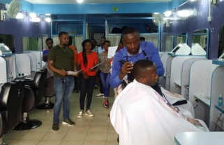 Rwanda Polytechnic Kicks off Evaluation of Barbers