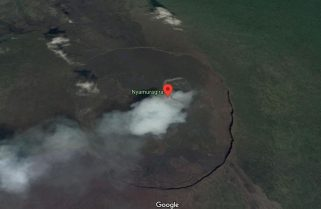 No Cause for Alarm: DRC Says No Volcanic Eruption of Mt Nyamulagira