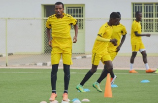 AS Kigali Star Nshuti Returns to Action in December after Surgery