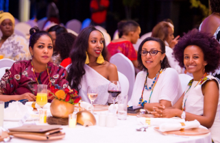 Global Gender Summit Kigali: The Colorful Gala Dinner