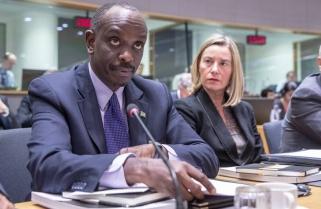 Minister Sezibera Calls for Reinforced EU-AU to Tackle Security Threats