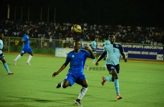 Shassir Nahimana: Rayon Sports Can Beat Anyone