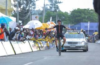 Tour du Rwanda: Swiss-born Simon Pellaud Wins Stage Two