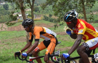Dominant Colors at Tour du Rwanda
