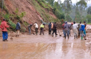 Rwanda Loosing 45M Tones of Soil Annually ─ Survey