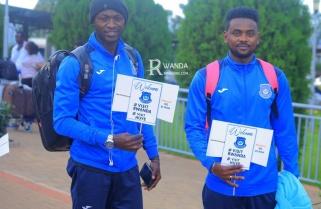CAF CC: Al Hilal Elobied Arrives Ahead of Mukura VS Return Leg