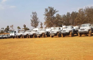 Rwanda Deploys Mechanised Infantry Battalion to South Sudan