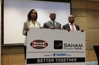 Rwanda's Two Rival Insurance Companies Merge
