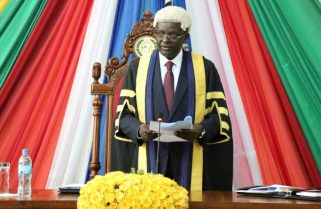 No Cause for Alarm – EALA Speaker Ngoga On His Absence
