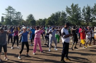 City Of Kigali Wins Global Public Fitness Award