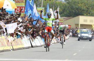 Tour du Rwanda: Tesfazion Romps to Victory on Stage 4