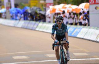 Tour du Rwanda: Alain Boileau Wins Stage Two As Umba Santiago Claims Yellow Jersey