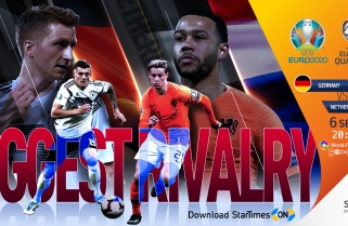 Featured: On StarTimes  Friday, Germany vs. Netherlands – A Rivalry Continued