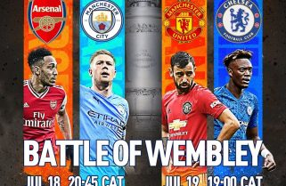 Featured: Watch Emirates FA Cup on StarTimes – Top Clubs Chasing A Wembley Date