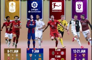 Featured: January Means Football on StarTimes