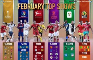 Enjoy A Football Festival this February with StarTimes