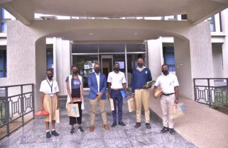 Five Students Win National Mathematics Competition