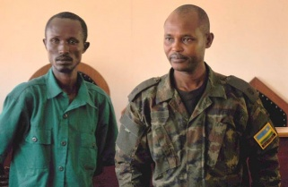 Maj. Rugomwa Stands Trial Alone as Co-Accused Brother is Mentally ill