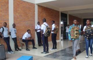 Rwanda Coding Academy Commences in Nyabihu