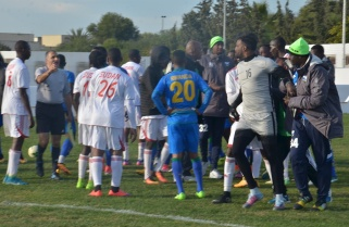 Amavubi Shift Focus to Namibia Friendly Match after the Aborted Sudan Tie