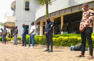 Rwanda National Police Breaks Slot Machines Theft Ring
