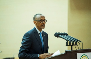"""You served the country with integrity"" President Kagame to Rugege, Kayitesi"