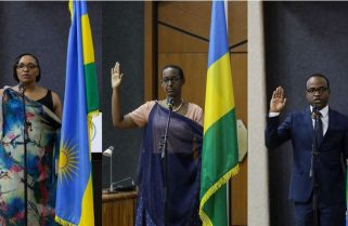 Put Country Interests First – Kagame to Sworn-in Leaders
