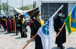 You Are the Lucky Ones Instead – UR Vice Chancellor to Students Graduating Amid Covid-19 Shocks