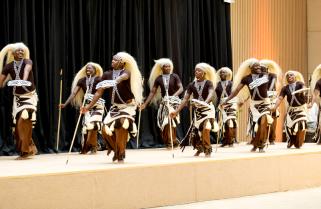 Centuries-old Rwandan Traditions on Show in California