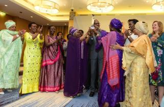 Kagame to Defend Gender Champion Award