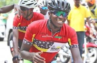 La Tropicale Amissa Bongo: Munyaneza Claims Best Young Rider's Jersey