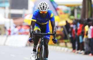 Tour du Cameroon: Byukusenge Finishes Second in Stage Four